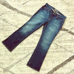 NY&Co Low Rise Bootcut Jeans